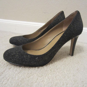 Ann Taylor Perfect Pumps FAVIAN black leather